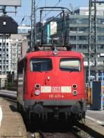 verkehrsrot/104816/110-431-4-rangiert-in-frankfurt-main 110 431-4 rangiert in Frankfurt (Main) Hbf auf Gleis 1a. Juli 2010