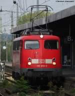verkehrsrot/183155/110-494-2-faehrt-von-hamm-wieder 110 494-2 fährt von Hamm wieder zurück nach Münster. Oktober 2010