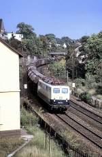 beige-blau/15535/10-078-4-in-ulm-am-22091985 10 078-4 in Ulm, am 22.09.1985, vom Dia.
